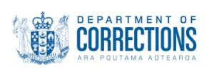 Logo Dept Corr